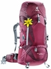 Deuter ACT Lite 45+10 SL Blackberry Aubergine