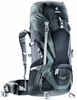 Deuter ACT Lite 50 + 10 Black/ Granite