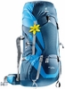 Deuter ACT Lite 70+10 SL Midnight Ocean