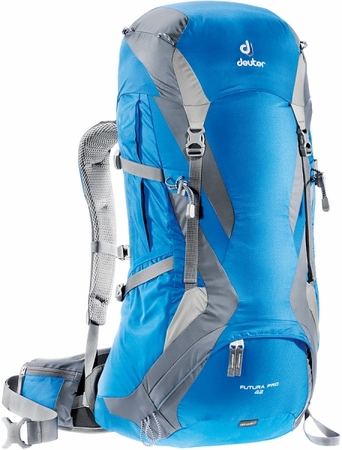 Deuter Futura Pro 42 Ocean/ Titan (Close out)