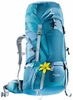Deuter Womens ACT Lite 60 + 10 SL Artic Denim
