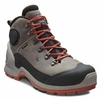 Ecco Mens Biom Terrain Plus Black/ Moon Rock (Close Out)