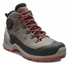 Ecco Mens Biom Terrain Plus Black/ Moon Rock