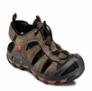 Ecco Mens Terra VG Sandal Black/ Navajo Brown