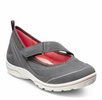 Ecco Womens Arizona Mary Jane Warm Grey/ Rose Dust size 39