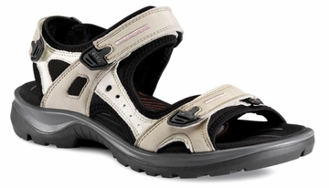Ecco Womens Offroad Atomosphere/ Ice White/ Black (Close Out)