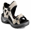 Ecco Womens Offroad Atomosphere/ Ice White/ Black