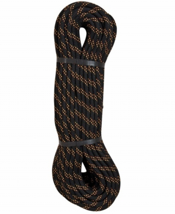 Edelweiss 10MM X 150FT Caving Rope Black