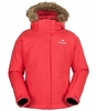 Eider Girls Manhattan Jacket II Hot Coral