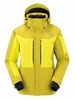 Eider Mens Jager Jacket Green Lime/ Bright Lime