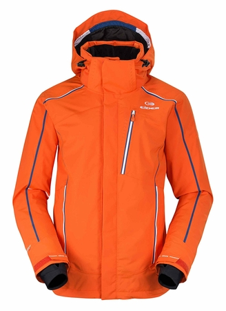 Eider Mens Solden Jacket Fiery Canyon