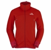Eider Mens Spigolo Jacket Fiery Red