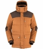 Eider Mens Sulens Down Jacket Light Marron / Dark Marron