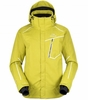 Eider Mens Val Gardena Jacket Green Lime