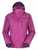Eider Womens Karolinka Jacket Purple Wine