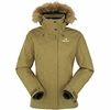 Eider Womens Manhattan Jacket 2.0 Rock Green