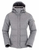 Eider Womens Montmin Down Jacket II Grey