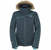Eider Womens Sun Peak Jacket Night Shadow Blue