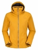 Eider Womens Veyrier Jacket Light Amber
