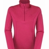 Eider Womens Wonder 1/2 Zip Lipstick Cloudy