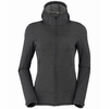 Eider Womens Wonder Hoodie Graphite Cloudy