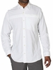 ExOfficio Mens Bugsaway Breez'r Long-Sleeve Shirt White (Close Out)