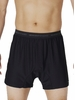 ExOfficio Mens Give-N-Go Boxer Black