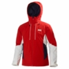 Helly Hansen Mens Accelerate Jacket Alert Red