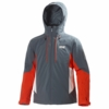 Helly Hansen Mens Accelerate Jacket Arctic Grey