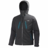 Helly Hansen Mens Alpha Jacket Ebony