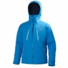 Helly Hansen Mens Alpha Jacket Racer Blue