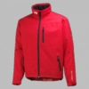Helly Hansen Mens Crew Midlayer Jacket Red