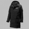 Helly Hansen Mens Hydropower Rigging Coat Black