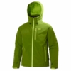 Helly Hansen Mens Motion Jacket Park Green
