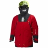 Helly Hansen Mens Offshore Race Jacket Red