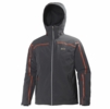 Helly Hansen Mens Podium Jacket Ebony