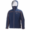 Helly Hansen Mens Podium Jacket Evening Blue