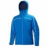 Helly Hansen Mens Podium Jacket Racer Blue