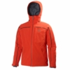Helly Hansen Mens Podium Jacket Sunrise