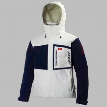 Helly Hansen Mens Swift Jacket White