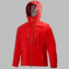 Helly Hansen Mens Verglas Jacket Alert Red
