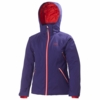 Helly Hansen Womens Floria Jacket Nordic Purple