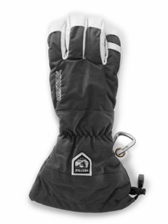Hestra Heli Glove Grey