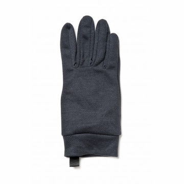 Hestra Polartec Power Dry Charcoal/ Black