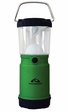HighGear TrailLite Mini Green