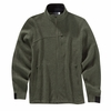 Ibex Mens Scout Jura FZ Green Bark Heather (Autumn 2013)