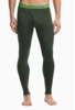 Icebreaker Mens Apex Leggings w/ Fly Conifer/ Balsam