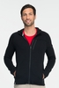 Icebreaker Mens Kodiak Long Sleeve Hood Black (Autumn 2013)