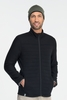 Icebreaker Mens Legend Long Sleeve Zip Black (Autumn 2013)