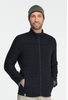 Icebreaker Mens Legend Long Sleeve Zip Black XL (Autumn 2013)